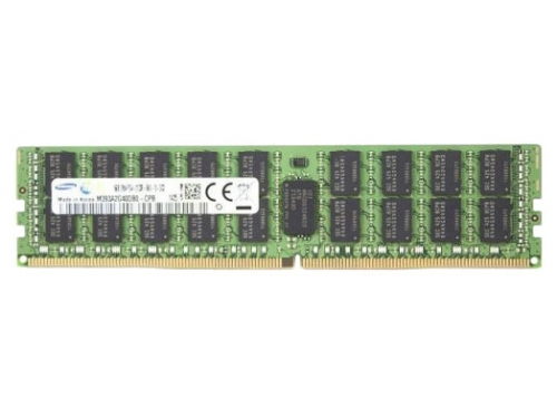 Модуль памяти Samsung DDR4 2133 Registered ECC DIMM 32Gb M393A4K40BB0-CPB0Q, вид 1