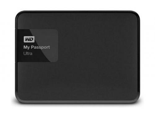 Жесткий диск Western Digital WDBNFV0030BBK-EEUE (3 Тб, 2.5'', внешний, USB3.0), чёрный, вид 1