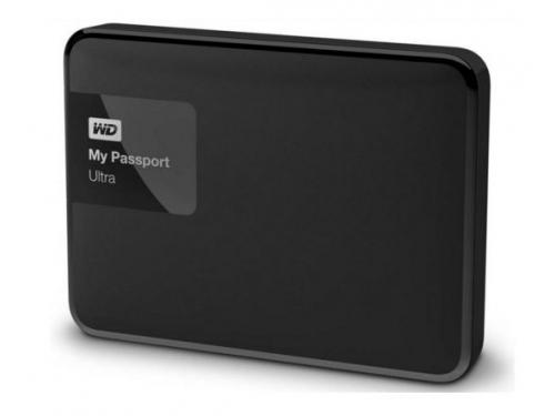 Жесткий диск Western Digital WDBNFV0030BBK-EEUE (3 Тб, 2.5'', внешний, USB3.0), чёрный, вид 2