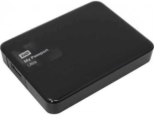 Жесткий диск Western Digital WDBNFV0030BBK-EEUE (3 Тб, 2.5'', внешний, USB3.0), чёрный, вид 3