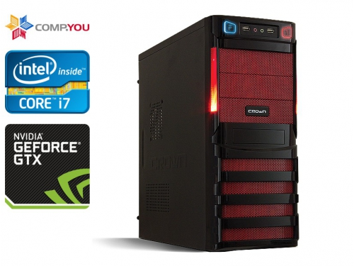 Системный блок CompYou Home PC H577 (CY.536919.H577), вид 1
