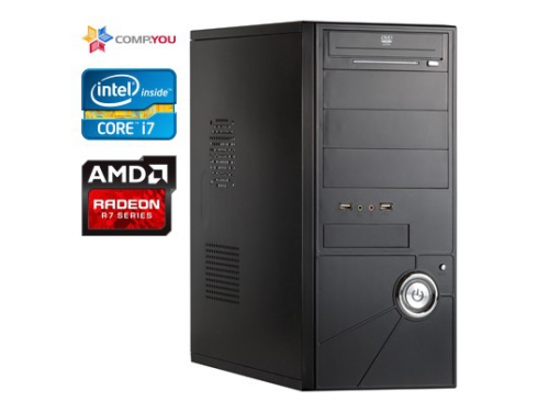 Системный блок CompYou Home PC H575 (CY.424511.H575), вид 1