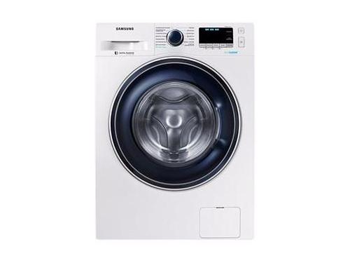 Машина стиральная Samsung WW70J52E0HW, белая, вид 1