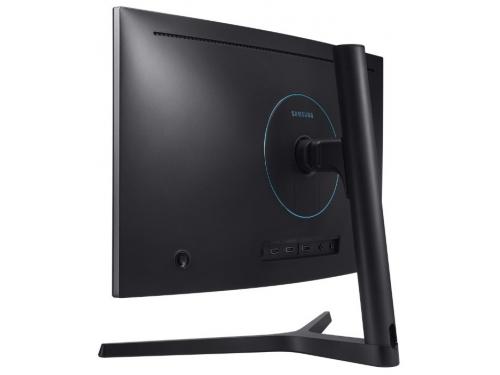 Монитор Samsung C27FG73FQI, темно-серый/черный, вид 4