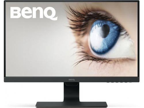 Монитор BenQ GL2580H (9H.LGFLB.QBE) черный, вид 1