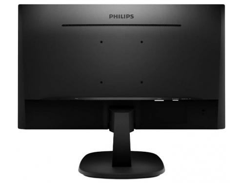 Монитор Philips 223V7QHSB, черный, вид 2