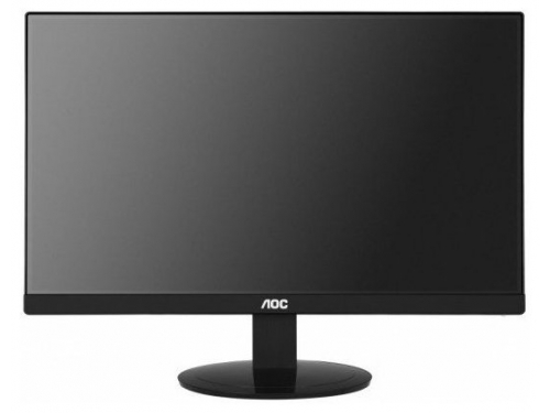 Монитор AOC I220SWH, черный, вид 1