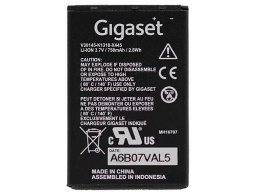 аккумулятор Gigaset HS SL400 (750 mAh)