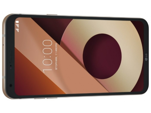 Смартфон LG Q6a M700 2Gb/16Gb LTE, золотистый, вид 3