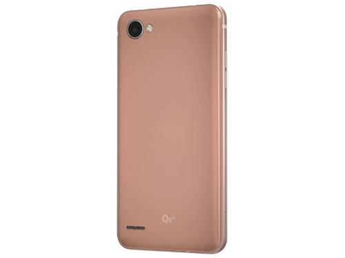 Смартфон LG Q6a M700 2Gb/16Gb LTE, золотистый, вид 4