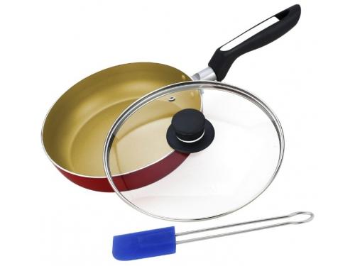 Сковорода Vitesse VS-2204 , red, вид 1