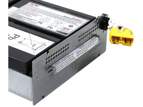 Батарея аккумуляторная для ИБП APC RBC24 (12 В, 4x 9Ач), вид 2
