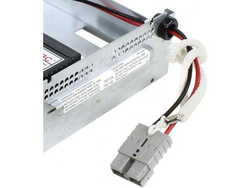 Батарея аккумуляторная для ИБП APC RBC22 (12 В, 2x 7Ач), вид 2