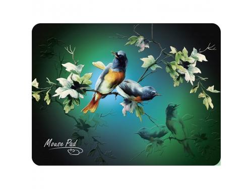 Коврик для мышки Dialog PM-H17 bird (с рисунком), вид 1