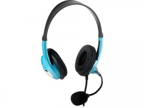 Гарнитура для ПК Defender Gryphon HN-915, голубая, вид 1