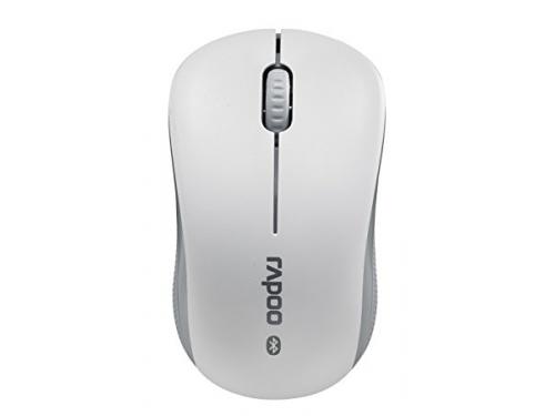 Мышка Rapoo 6010B белая, вид 1