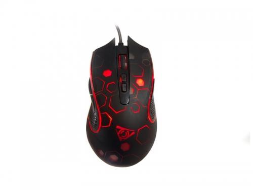 Мышка Qcyber Termit 800 (QC-02-007DV01) черная, вид 1