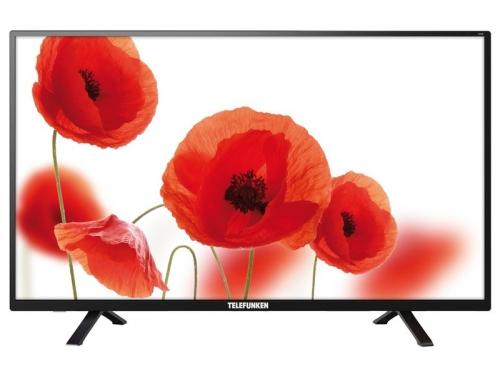 телевизор Telefunken TF-LED39S57T2, черный, вид 1