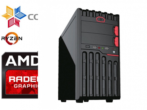 Системный блок CompYou Home PC H555 (CY.603786.H555), вид 1