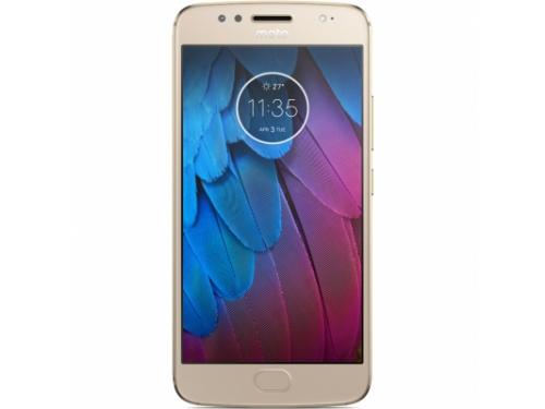 Смартфон Motorola G5S XT1794  3Gb/32Gb LTE золотистый, вид 1