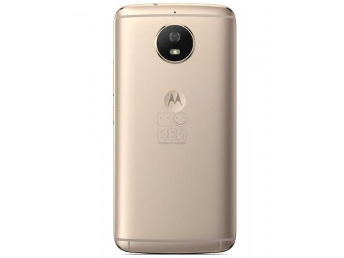 Смартфон Motorola G5S XT1794  3Gb/32Gb LTE золотистый, вид 2