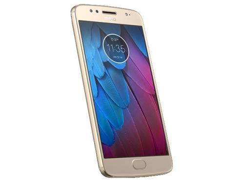 Смартфон Motorola G5S XT1794  3Gb/32Gb LTE золотистый, вид 3