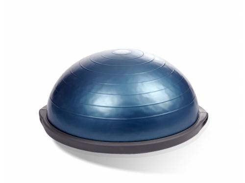 Тренажер Bosu Original FitTools полусфера гимнастическая, синий, вид 1