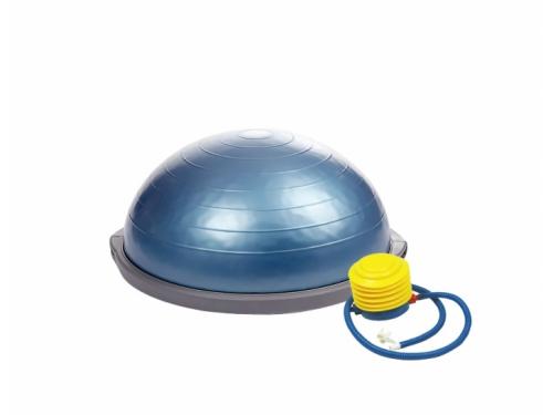 Тренажер Bosu Original FitTools полусфера гимнастическая, синий, вид 2