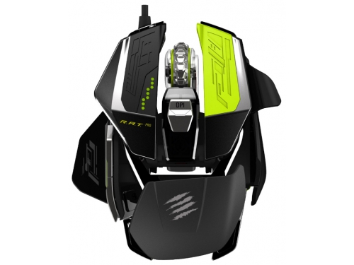 ����� Mad Catz R.A.T. PRO X Ultimate Gaming Mouse for PC Black USB, ��� 1