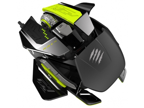 ����� Mad Catz R.A.T. PRO X Ultimate Gaming Mouse for PC Black USB, ��� 2