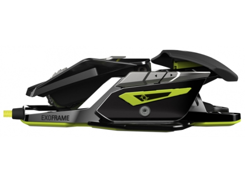 ����� Mad Catz R.A.T. PRO X Ultimate Gaming Mouse for PC Black USB, ��� 4