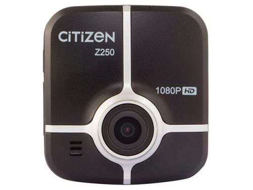 Автомобильный видеорегистратор Citizen Z250 черный, вид 2