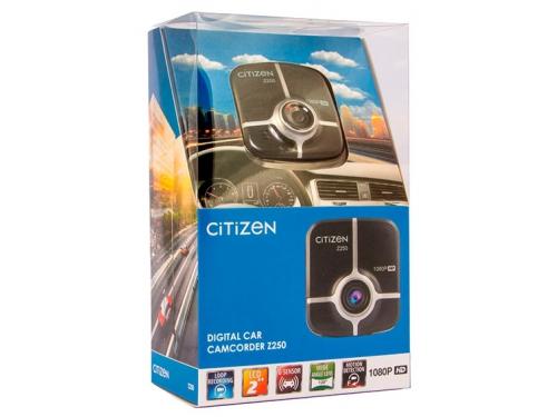 Автомобильный видеорегистратор Citizen Z250 черный, вид 4