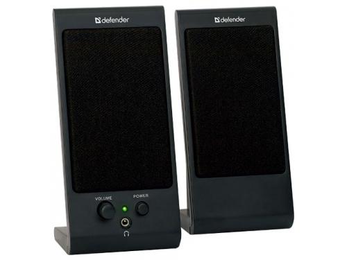 Компьютерная акустика Defender SPK-170 черная, вид 1