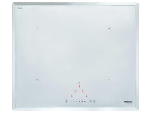 Варочная поверхность Hansa BHIW68303, белая, вид 1