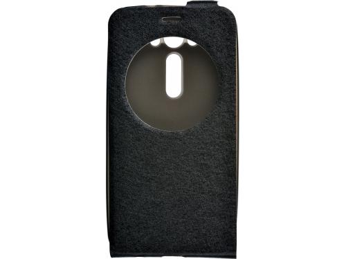 Чехол для смартфона SkinBox (Slim AW) для Asus Zenfone Laser 2 ZE500KL/ZE500KG Чёрный, вид 1