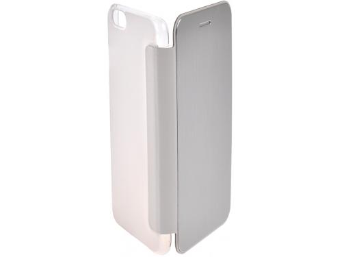 Чехол для смартфона SkinBox Lux aluminium для iPhone 6/6S Серебристый, вид 3