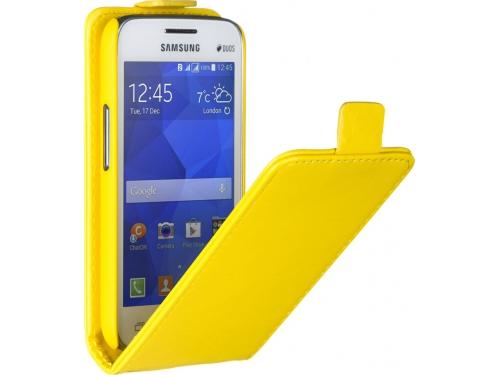 Чехол для смартфона SkinBox для Samsung G313/318 Galaxy ace 4 Жёлтый, вид 1