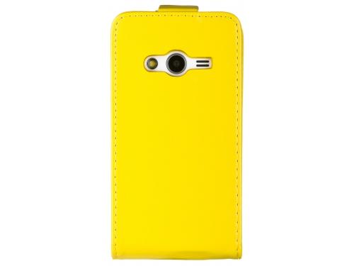 Чехол для смартфона SkinBox для Samsung G313/318 Galaxy ace 4 Жёлтый, вид 2