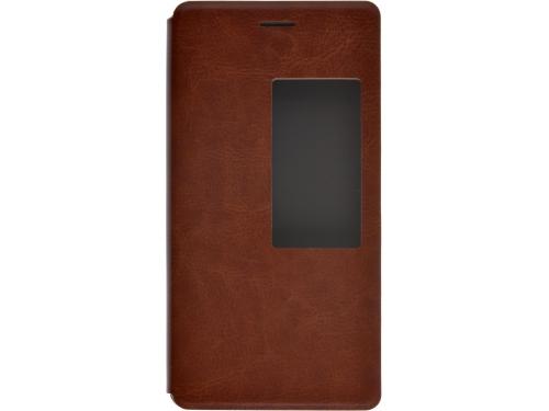 Чехол для смартфона SkinBox для Huawei P8 Коричневый, вид 1