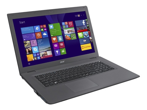 Ноутбук Acer ASPIRE E5-772G-3157 , вид 2