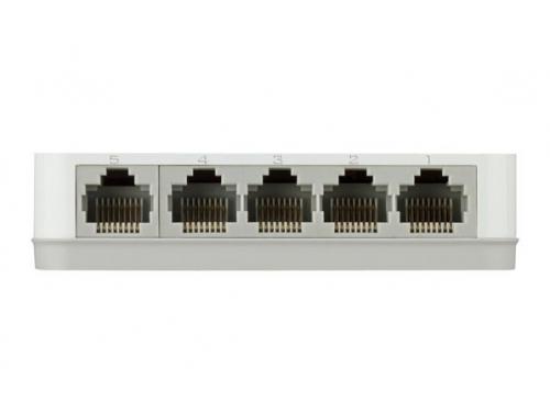 Коммутатор (switch) D-Link DGS-1005A/C1, вид 2