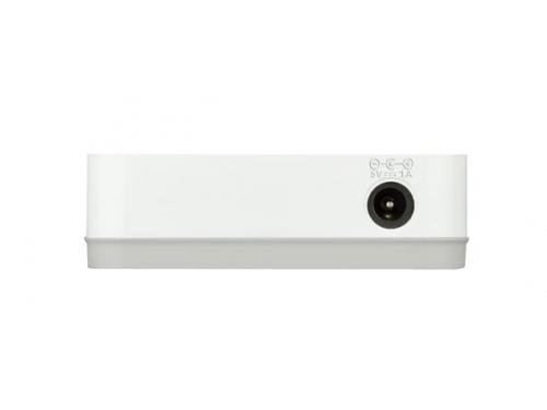 Коммутатор (switch) D-Link DGS-1005A/C1, вид 3