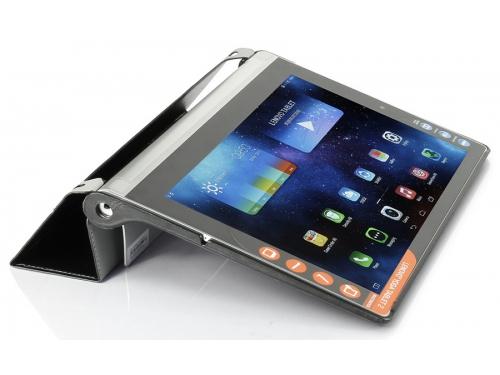 Чехол для планшета G-Case Slim Premium для Lenovo Yoga Tablet 2 10.1, металик, кожа, вид 6