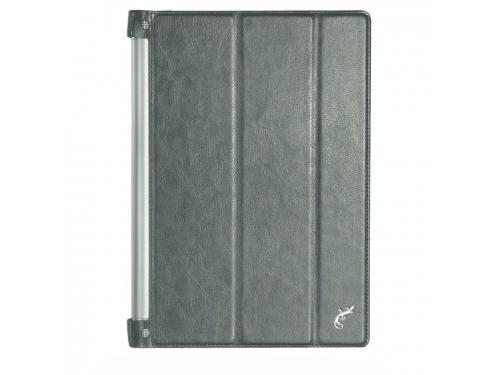 Чехол для планшета G-Case Slim Premium для Lenovo Yoga Tablet 2 10.1, металик, кожа, вид 1