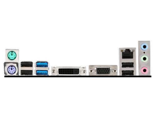 Материнская плата MSI H81M PRO-VD (Socket 1150, H81, 2xDDRIII, mATX, SATA2/3, USB2.0/3.0, VGA / DVI-D), вид 4