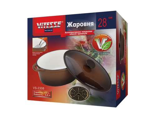 Сковорода VITESSE VS-2308, вид 3