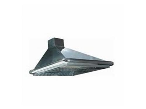 Вытяжка кухонная Elikor Сатурн 60П-180-В2Л , алюминиевый/хром, вид 1