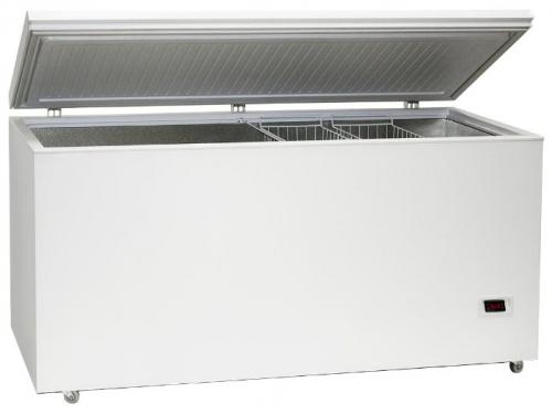 Морозильная камера Бирюса 560VK, ларь, вид 1