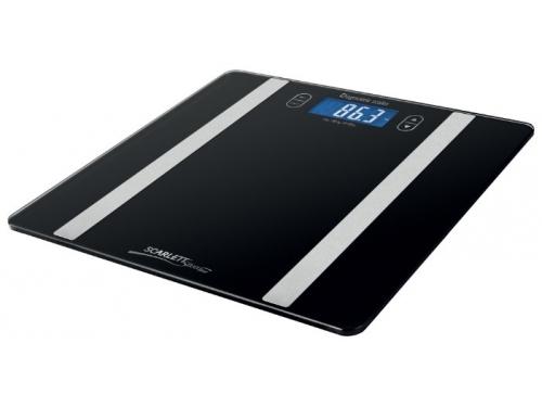 Напольные весы Scarlett SL-BS34ED42, черные, вид 2